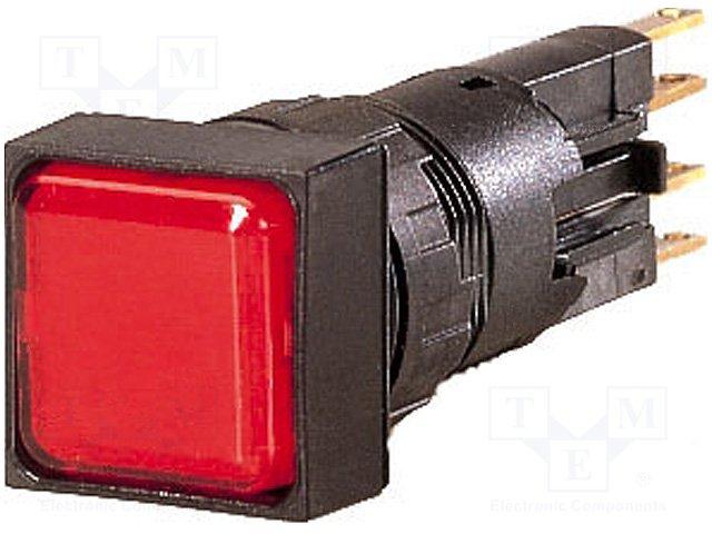 Переключатели панельные стандартные 16мм,EATON ELECTRIC,Q18LF-GN/WB