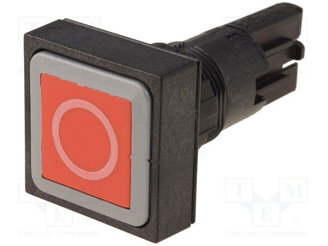 Переключатели панельные стандартные 16мм,EATON ELECTRIC,Q25D-10