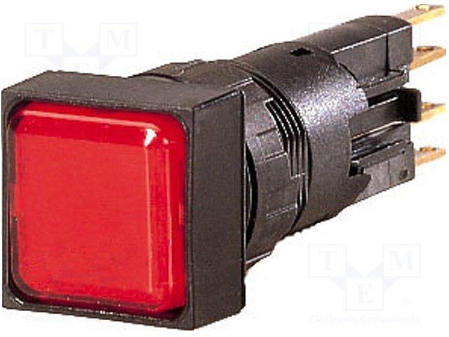 Переключатели панельные стандартные 16мм,EATON ELECTRIC,Q25LF-GN/WB