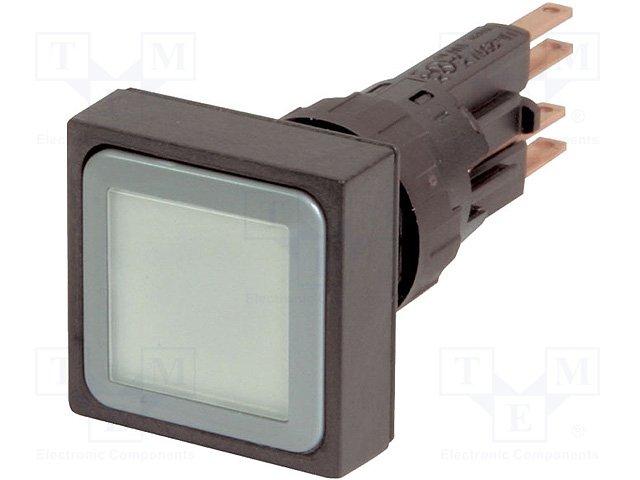 Переключатели панельные стандартные 16мм,EATON ELECTRIC,Q25LT-GN/WB