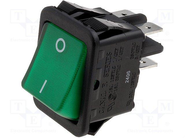 ,CANAL ELECTRONIC,R210-1-C5G-BG9NWC