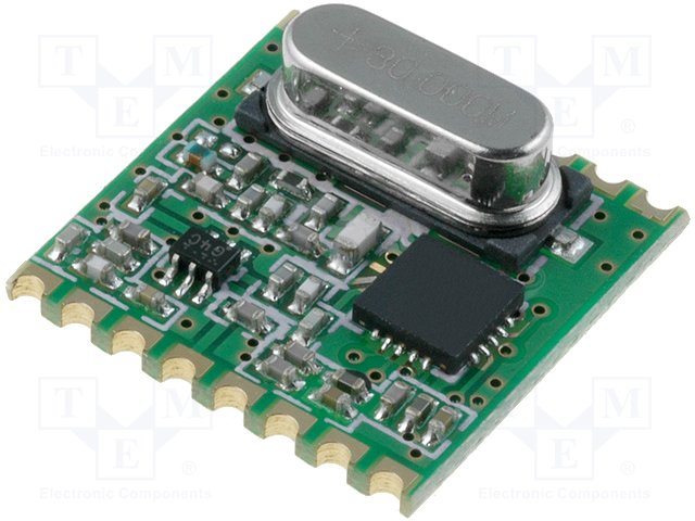 Модули связи RF,HOPE MICROELECTRONICS,RFM22B-433-S1