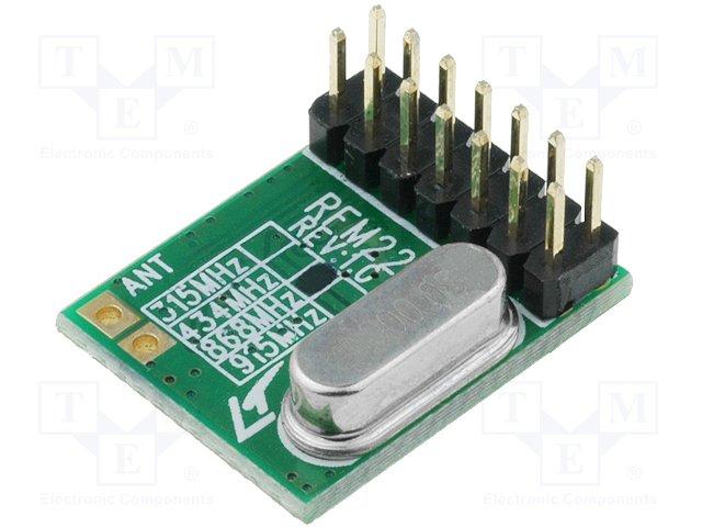 Модули связи RF,HOPE MICROELECTRONICS,RFM22B-868-D