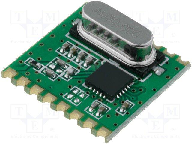 Модули связи RF,HOPE MICROELECTRONICS,RFM31B-868-S1