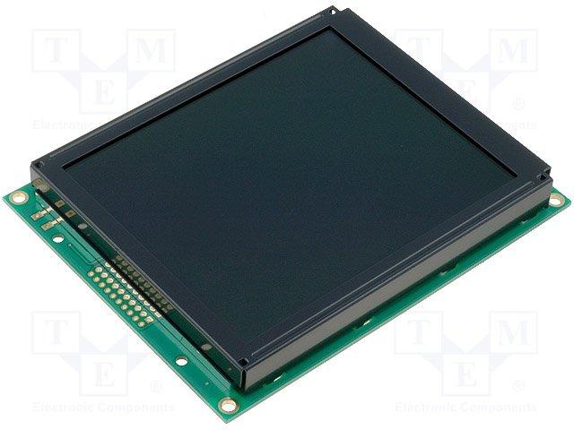 Дисплеи ЖКД графические,RAYSTAR OPTRONICS,RG160128A-TIW-V