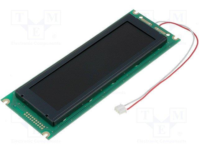 Дисплеи ЖКД графические,RAYSTAR OPTRONICS,RG24064A-TIW-V