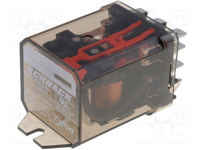Реле электромагн. высокотоковые,TE CONNECTIVITY,9-1393146-6