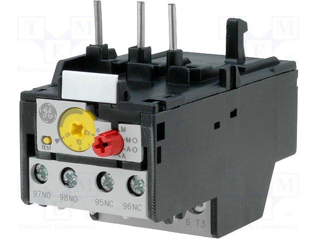 Контакторы - дополнительное оборудование,GENERAL ELECTRIC,RT1N
