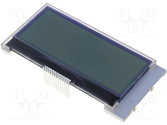 Дисплеи ЖКД буквенно-цифровые,RAYSTAR OPTRONICS,RX2004A-GHW