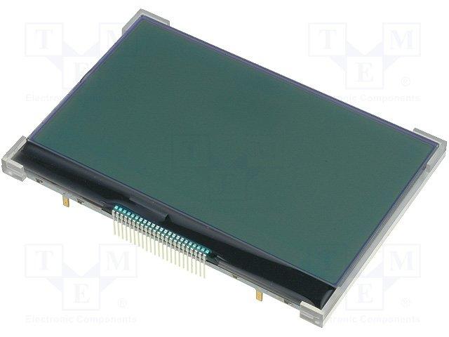 Дисплеи ЖКД графические,RAYSTAR OPTRONICS,RX240128A-GHW