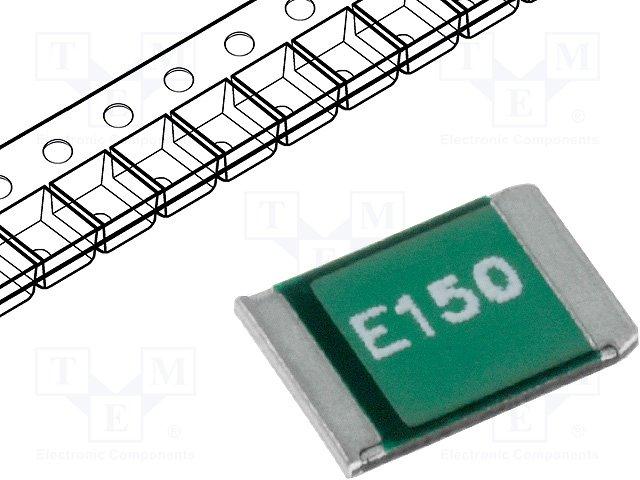 Предохранители полимерные SMD,ECE,SD150-06