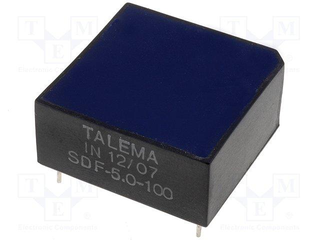 Дроссели кольцевые,TALEMA,SDF-5.0-100