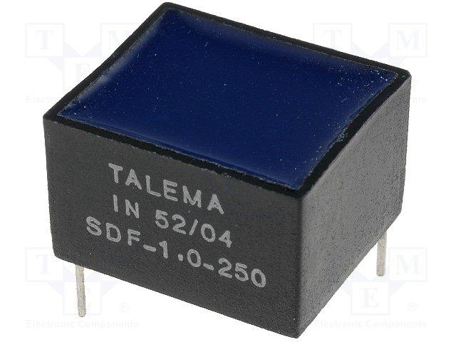 Дроссели кольцевые,TALEMA,SDF-1.0-250