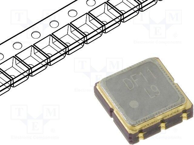 Фильтры и резонаторы SAW,YIC,SF315.00M-SMD44