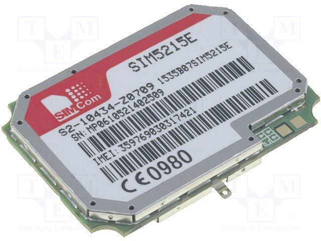 Модули GSM/GPS,SIMCOM,SIM5215