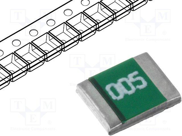 Предохранители полимерные SMD,ECE,SM005-60