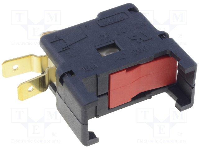 Микропереключатели коннекторные,SIBA,2800104