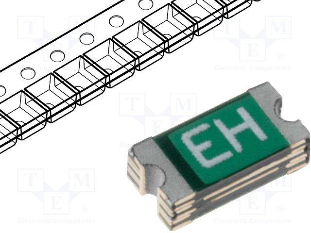 Предохранители полимерные SMD,ECE,SN150-06
