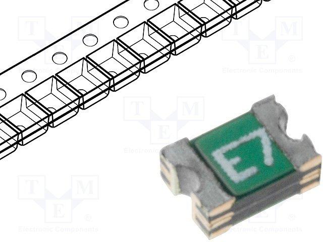 Предохранители полимерные SMD,ECE,SR075-06