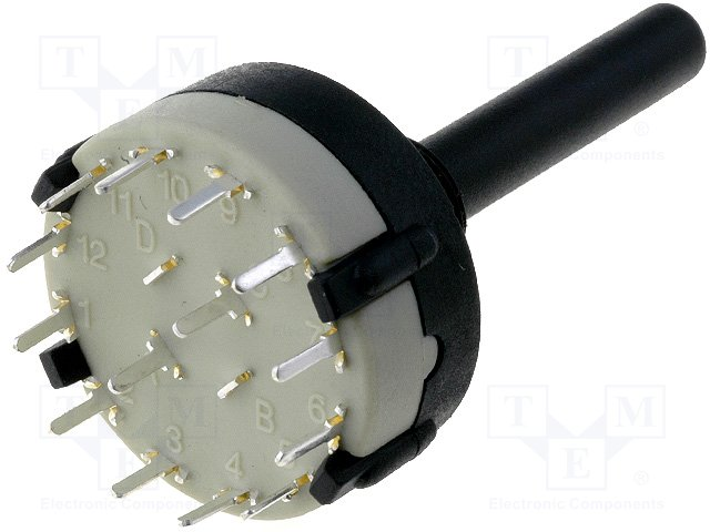 ,CANAL ELECTRONIC,SR26NS1-2-6P-M10-38R6