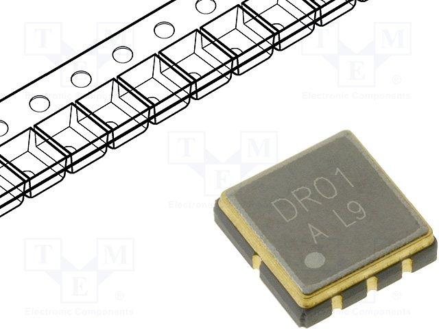 Фильтры и резонаторы SAW,YIC,SR433.92M-SMD55