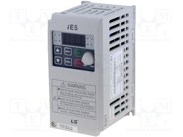 Однофазные инверторы,LG ELECTRONICS,SV001IE5-1C