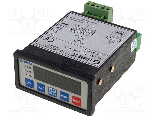 Счетчики импульсов,SIMEX,SLE-73-1400-1-4-01