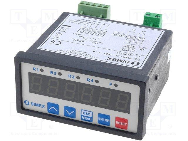Счетчики импульсов,SIMEX,SLIK-94-1521-1-4