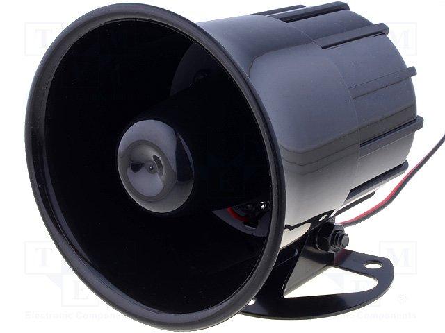 Сигнализаторы электромаг. с генератором,SYR-310AQ
