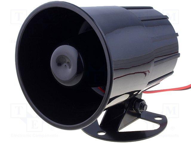 Сигнализаторы электромаг. с генератором,SYR-380Q