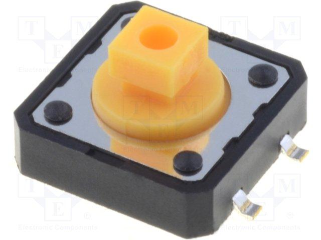Микропереключатели, TACT PCB,NINIGI,TACTMS-24N-F
