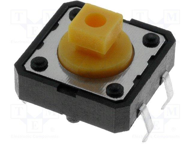 Микропереключатели, TACT PCB,NINIGI,TACTS-24N-F