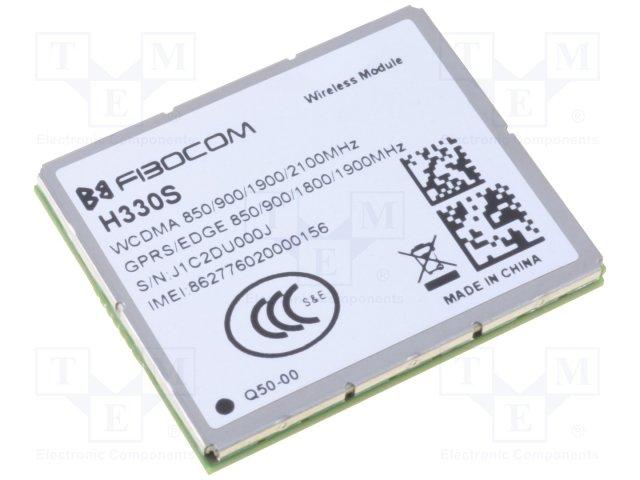 Модули GSM/GPS,FIBOCOM,H330S Q50-00