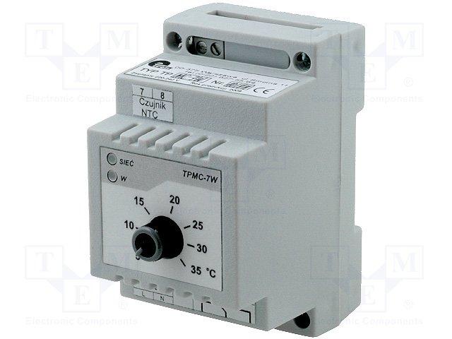 Регуляторы температуры,ETRON,TPMC-7W