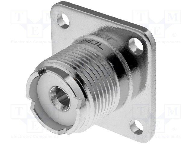 Разъeмы UHF и Mini-UHF,AMPHENOL,U6551A1-NTT-50