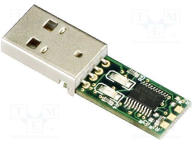Модули FTDI,FTDI,USB-RS232-PCBA