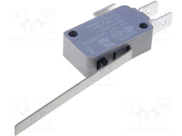 Микропереключатели коннекторные,HONEYWELL,V15T16-CZ200A03