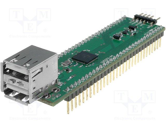 Модули FTDI,FTDI,V2DIP2-64