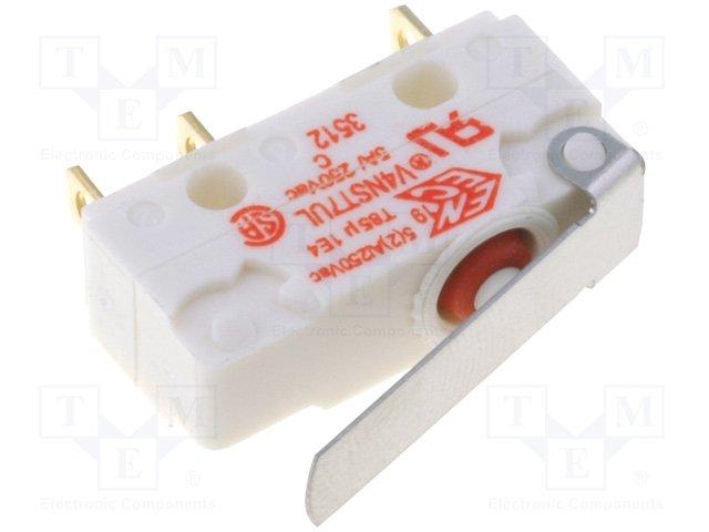 Микропереключатели коннекторные,SAIA-BURGESS,V4NST7Y1UL