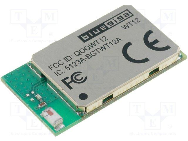 Модули Bluetooth,BLUEGIGA,WT12-A-HCI21