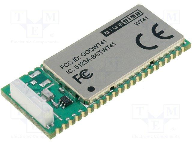 Модули Bluetooth,BLUEGIGA,WT41-A-AI4