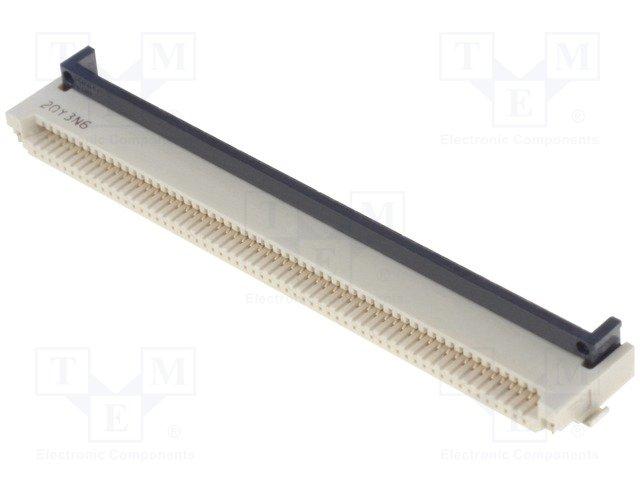 Разъeмы FFC/FPC растр 0,5мм,OMRON,XF3M-6015-1B-R100