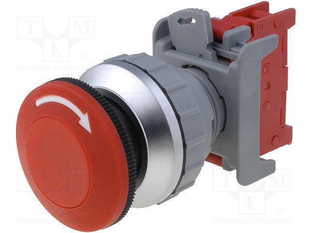 Переключатели панельные стандартные 30мм,AUSPICIOUS,LEB30-1/C