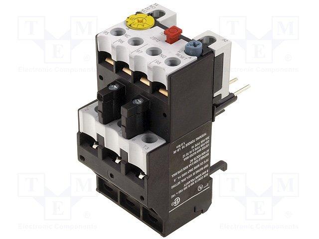 Контакторы - дополнительное оборудование,EATON ELECTRIC,ZB12-0.16