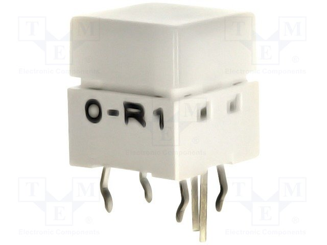 Микропереключатели, TACT PCB,OMRON,B3W-9000-R1N