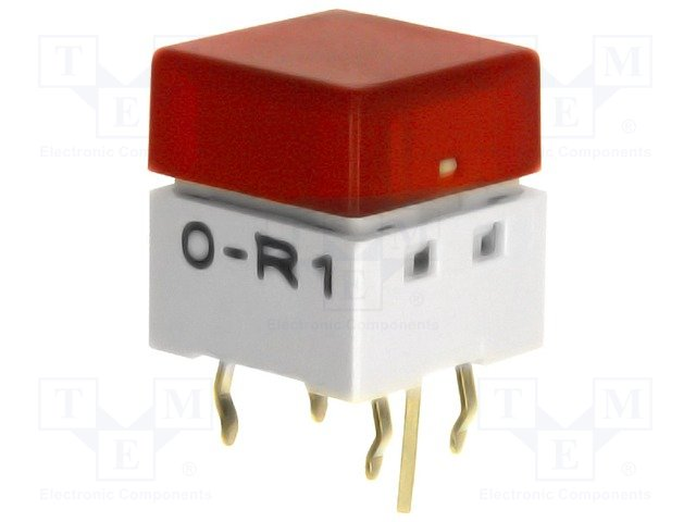 Микропереключатели, TACT PCB,OMRON,B3W-9000-R1R