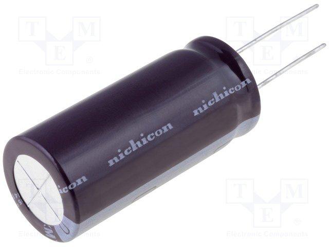 Конденсаторы электр. THT низкоимпендан.,NICHICON,UPW1C272MHD6