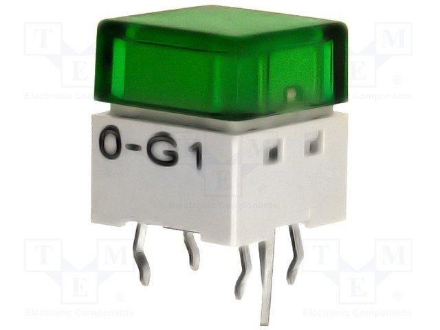 Микропереключатели, TACT PCB,OMRON,B3W-9000-G1G