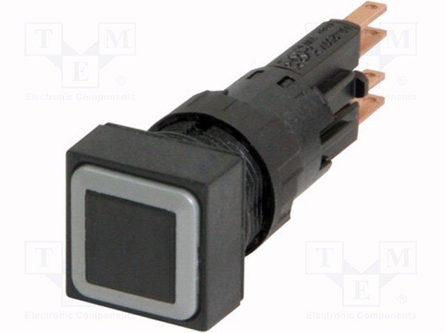 Переключатели панельные стандартные 16мм,EATON ELECTRIC,Q25DR-SW