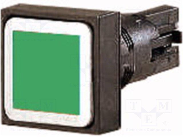 Переключатели панельные стандартные 16мм,EATON ELECTRIC,Q25DR-GN